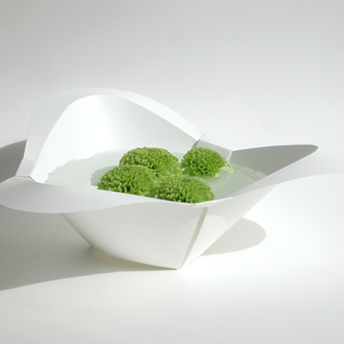 Drop Paper Bowl