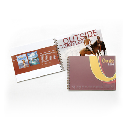 Outside Magazine's 2006 Media Kit