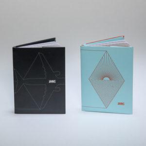 JAWNS, LLC Pocket Utility Wallet & Notebook
